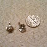 Silver Posy Flower Charms Lot of Fi..